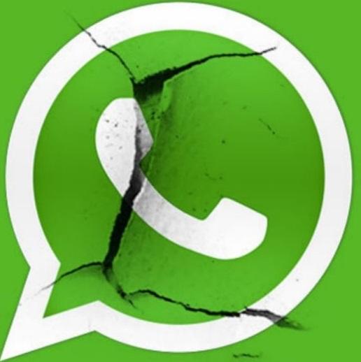 بمب متنی در واتس اپ؛ هرگز این پیام را باز نکنید