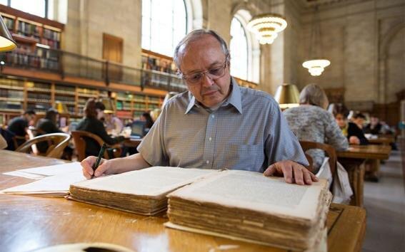 پروژه خاطرات کرونایی در کتابخانه نیویورک