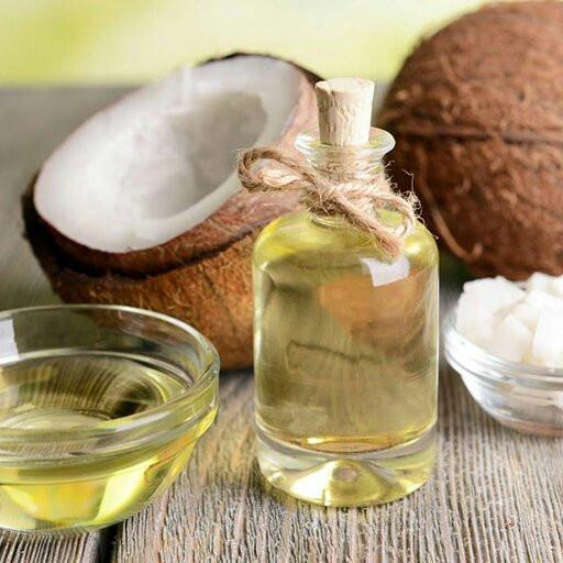رشد سریع و درمان ریزش مو با روغن نارگیل!