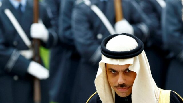 داستان سرایی وزیر خارجه آل سعود علیه ایران