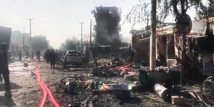 سوءقصد به جان معاون رئیسجمهور افغانستان؛ 10 نفر کشته شدند