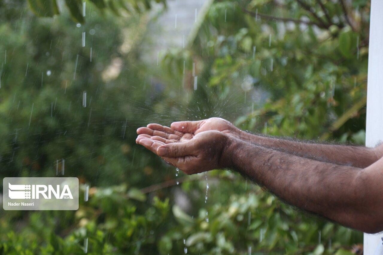 بارشهای رگباری در نیمه شمالی خراسان رضوی رخ میدهد