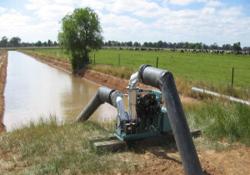 قطع برق ۴ حلقه چاه مجاز کشاورزی دارای تخلف در خدابنده