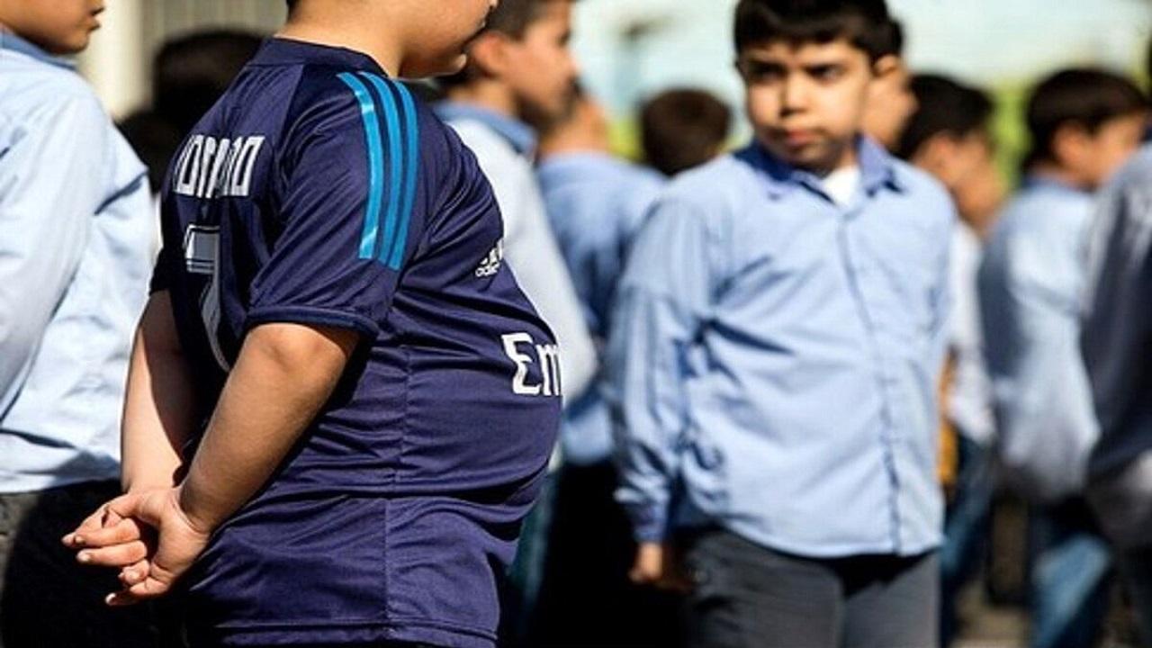 کرونا ۲۱ درصد دانش آموزان خراسان رضوی را چاق کرد