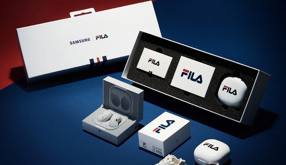 سامسونگ از نسخه جدید گلکسی بادز لایو با برند Fila رونمایی کرد
