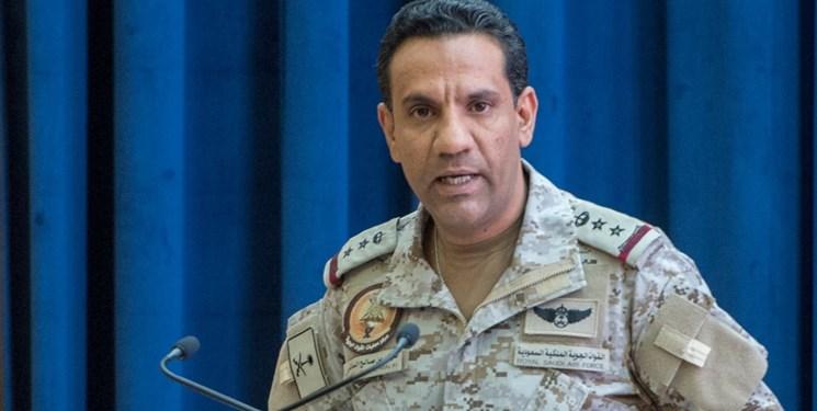 ائتلاف سعودی مدعی رهگیری موشکها و پهپادهای یمن شد