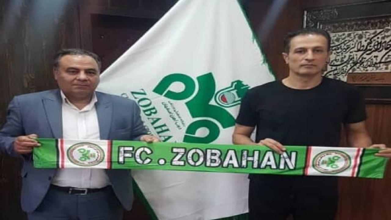 سرمربی تیم بسکتبال ذوب آهن اصفهان منصوب شد