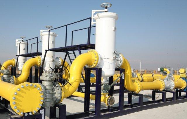 صادرات گاز روسیه به چین افزایش یافت