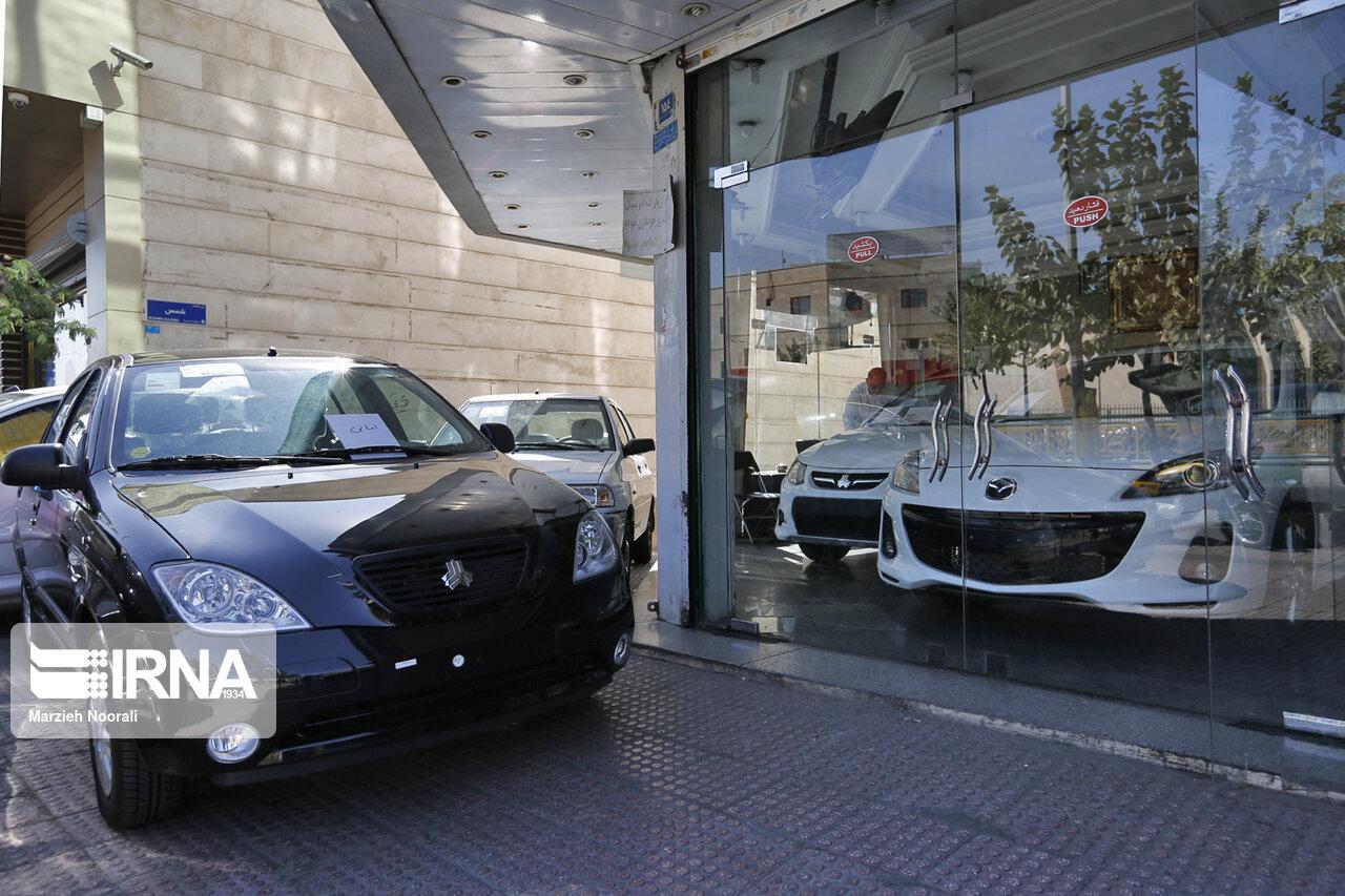 قیمت خودروها شیب نزولی گرفت/ بازگشت پراید به زیر ۱۰۰ میلیون تومان