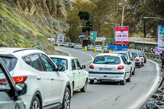 اعلام محدودیت های ترافیکی محورهای مواصلاتی مازندران