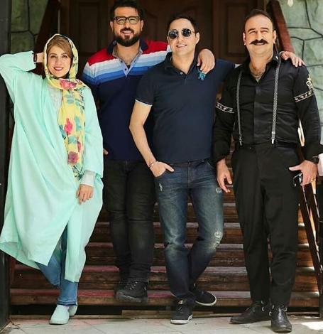 چهره ها/ مهران احمدی و یادی از سریال «ساخت ایران 2»