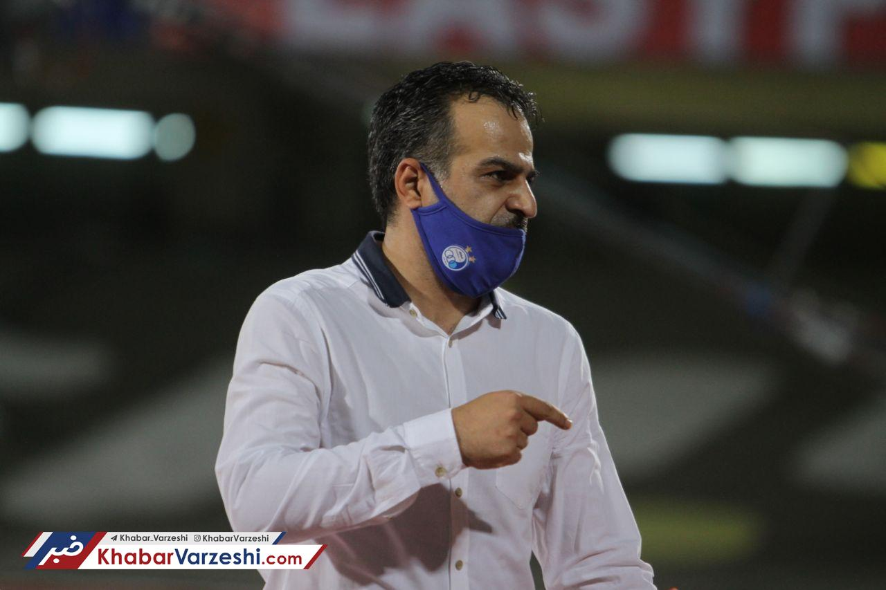 حمله داماد حجازی به گلمحمدی و مجیدی