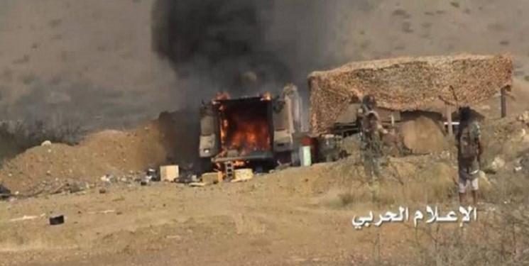 عملیات موفق ارتش یمن علیه نیروهای ائتلاف سعودی در «نجران»
