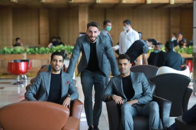 7 پرسپولیسی بدون ویزا راهی قطر شدند
