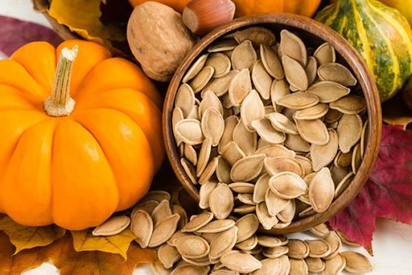 حفظ سلامت پروستات تنها با یک مشت دانه!