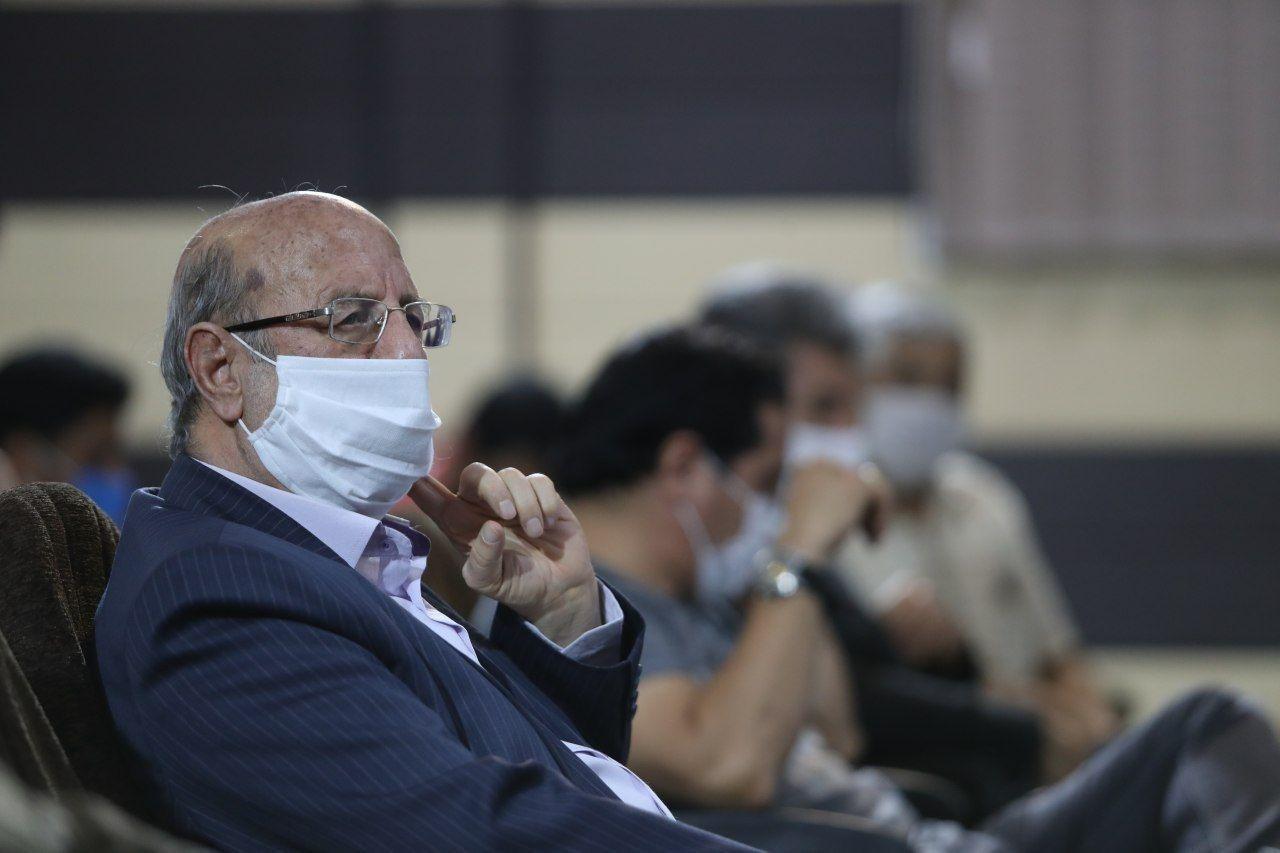 جشن تولد 80 سالگی پیشکسوت باشگاه ابومسلم