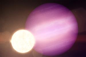 برای اولین بار سیارهای در نزدیکی یک کوتوله سفید کشف شد