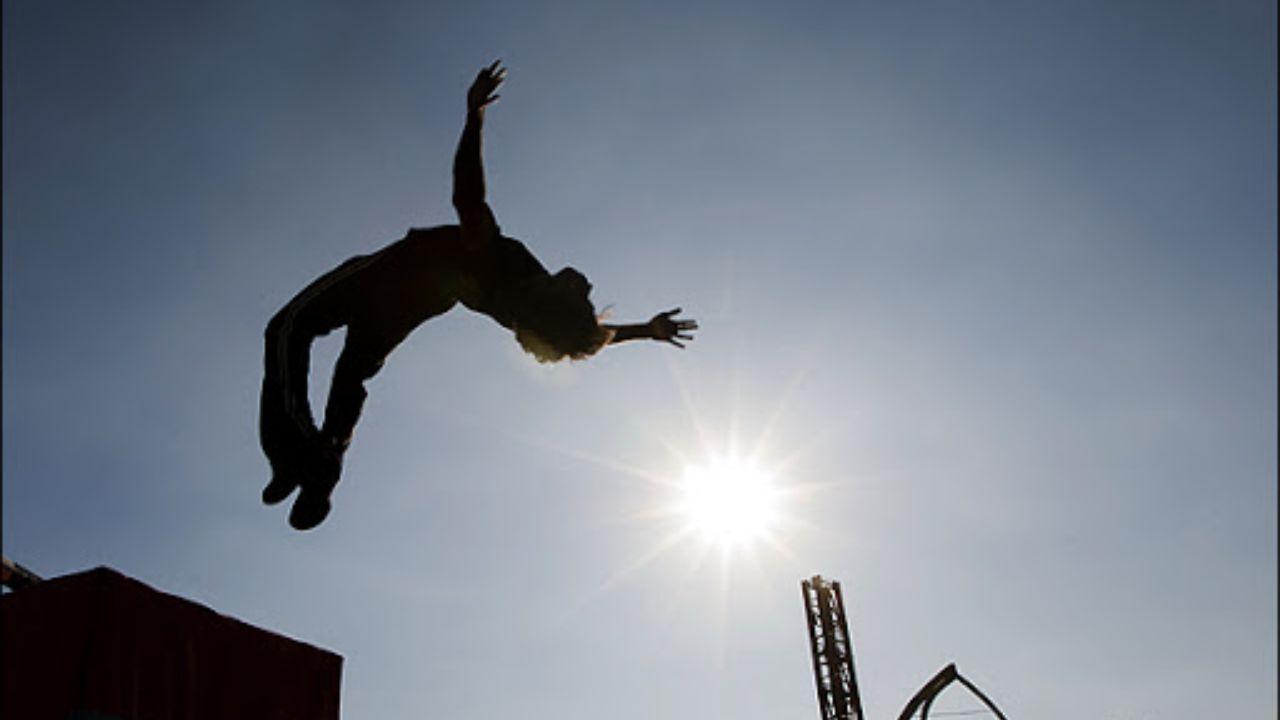 پارکورکار جوان ایران قهرمان جهان شد