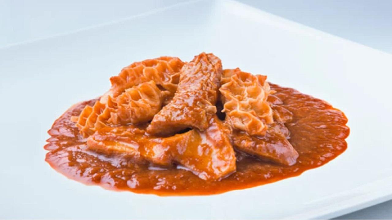 طرز تهیه خوراک سیرابی و لوبیا مقوی و خوشمزه