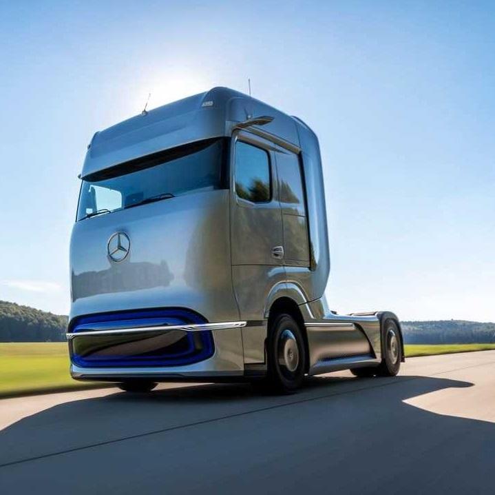 بهترین کامیون دنیا چه امکاناتی دارد؟