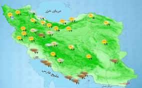 شهرکرد خنک ترین مرکز استان کشور