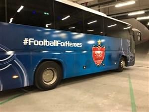 اتوبوس آبی پرسپولیس؛ قرمزها با استرس در هتل!