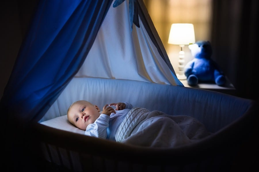 خواباندن کودک بدخواب در 3 سوت!