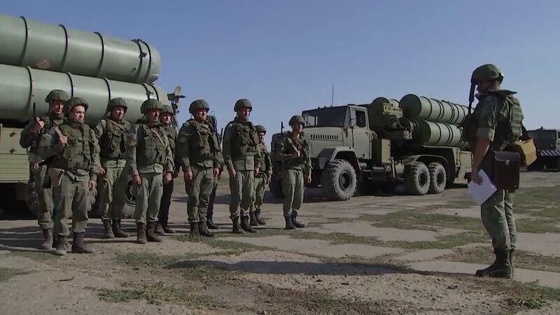 رزمایش مشترک «قفقاز ۲۰۲۰» روسیه با حضور ایران