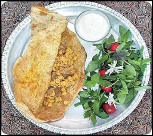 غذای اصلی/ نان چرب؛ غذای معروف خوزستانی ها