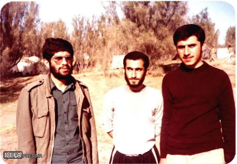 3 شهید مازندرانی در یک قاب