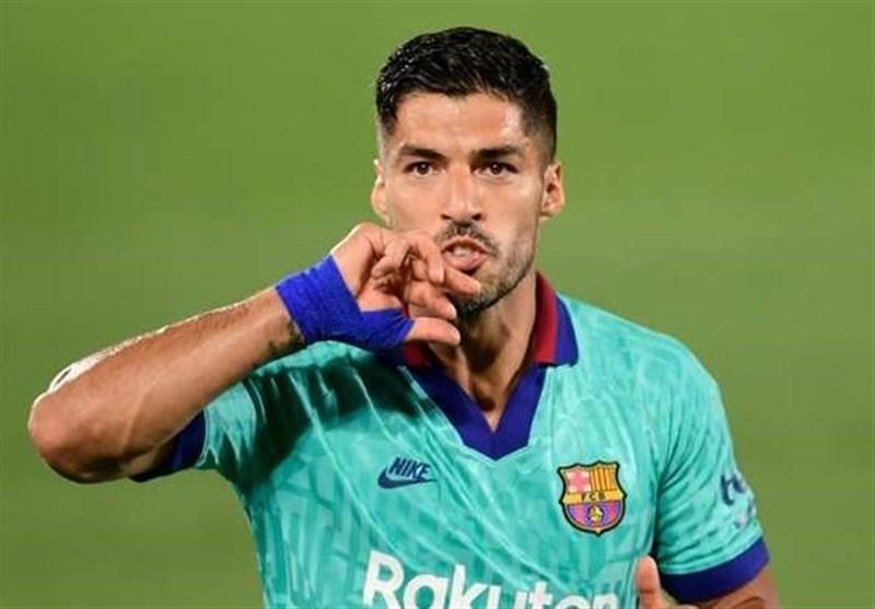 توافق اتلتیکو مادرید با بارسلونا برای جذب سوارس