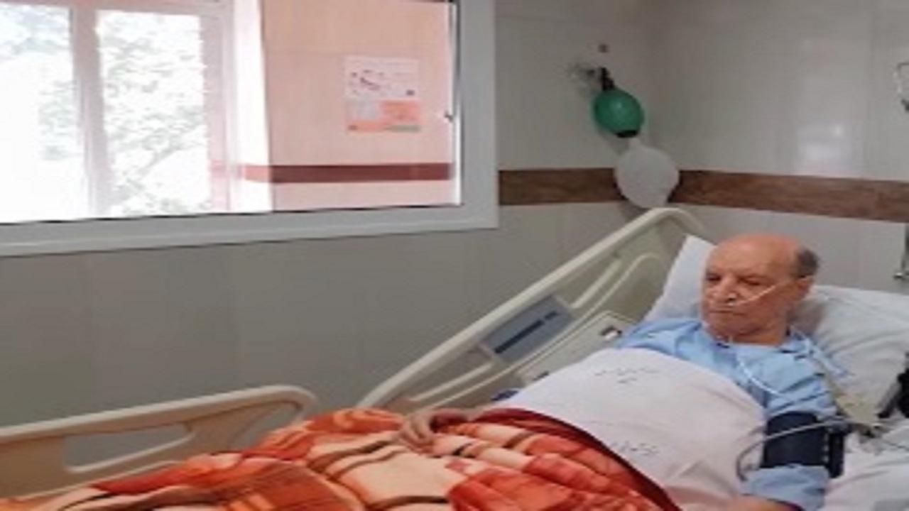 هوشنگ حریرچیان، سلامت خود را به دست آورد