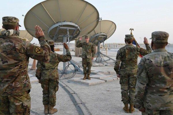 آغاز استقرار نیروی فضایی ایالات متحده در جنوب خلیج فارس