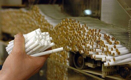 افزایش ۶۳ درصدی واردات سیگار قاچاق