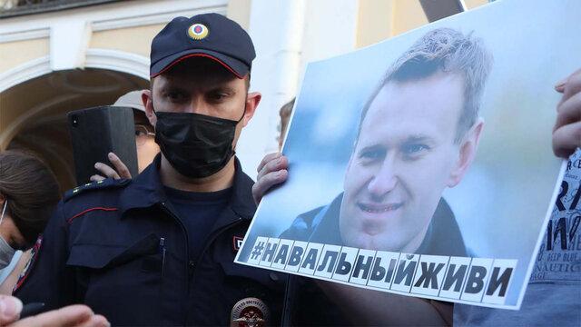 روسیه: اطلاعات پرونده ناوالنی در دسترس نیست