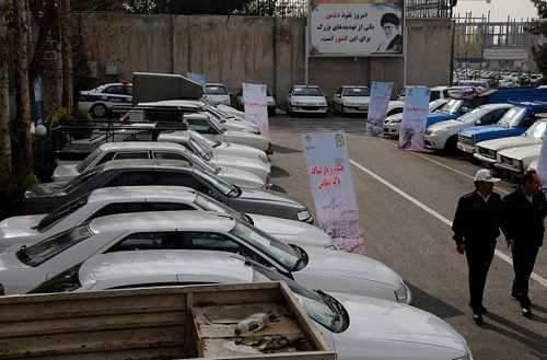 ترخیص خودروها از طریق دفاتر پلیس +10