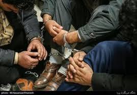 دستگیری ۱۶ سارق و کشف ۲۲ فقره سرقت در زابل