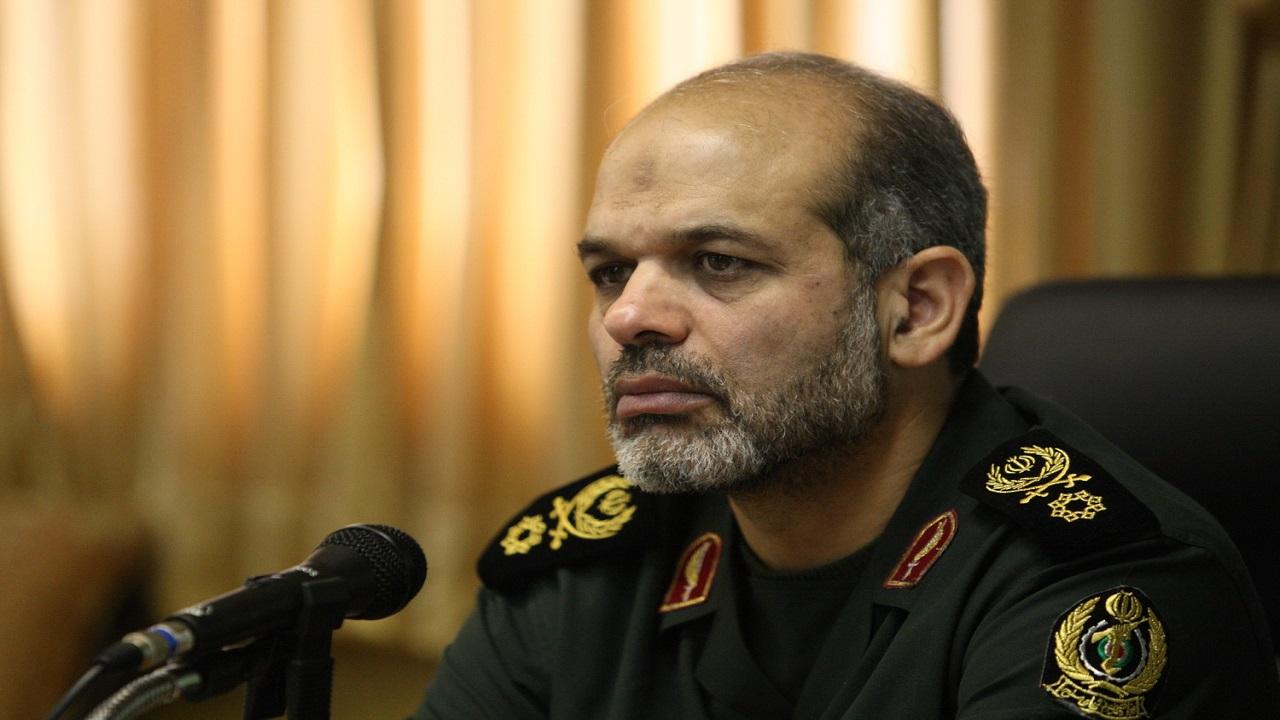 سردار وحیدی: دشمنان به دنبال تضعیف جهان اسلام هستند