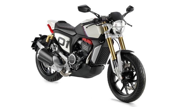 موتورسیکلت پژو در راه بازار