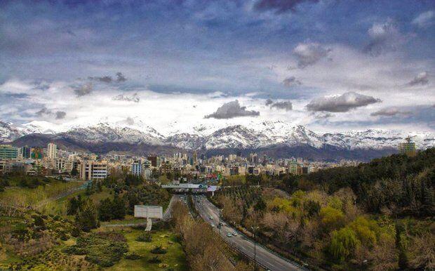 تهران پاییز را با هوای سالم آغاز کرد