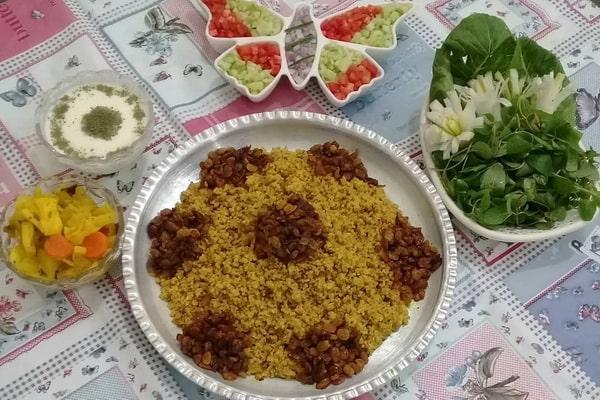 شام/ غذای درشته؛ پیشنهاد دلچسب دزفولی