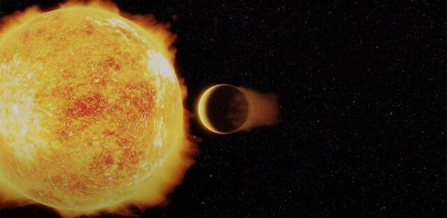 کشف یک نپتون فوق داغ برای اولین بار