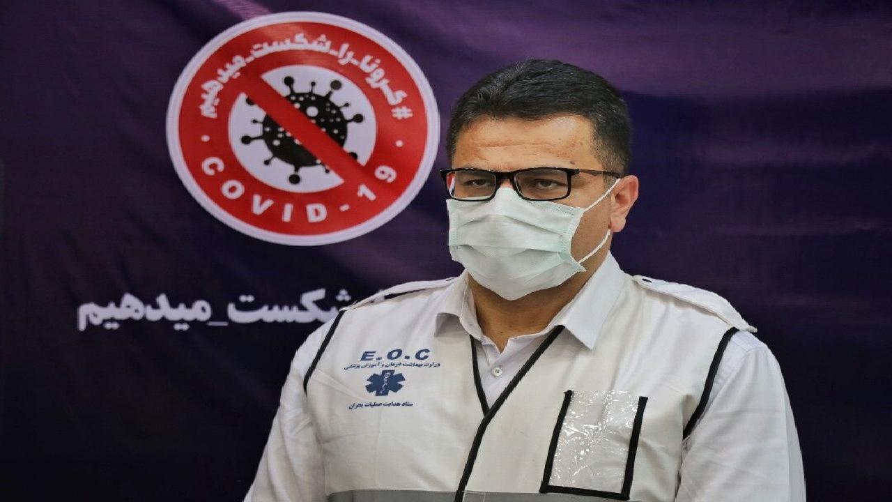 شمار مبتلایان کرونا در بوشهر به مرز 12 هزار نفر رسید