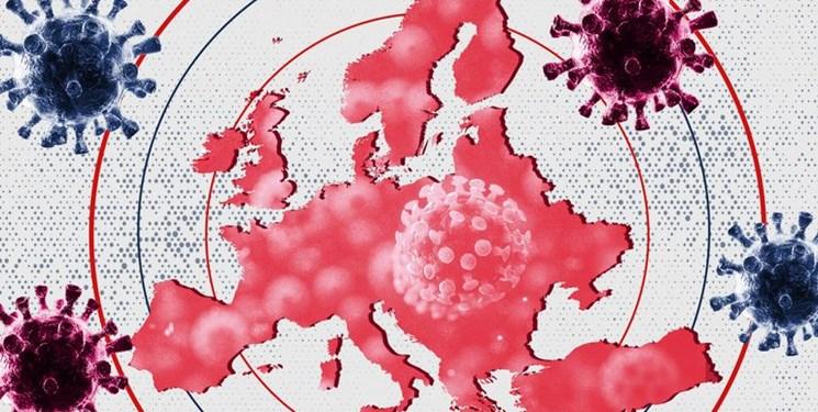 کولاک کرونا در اروپا