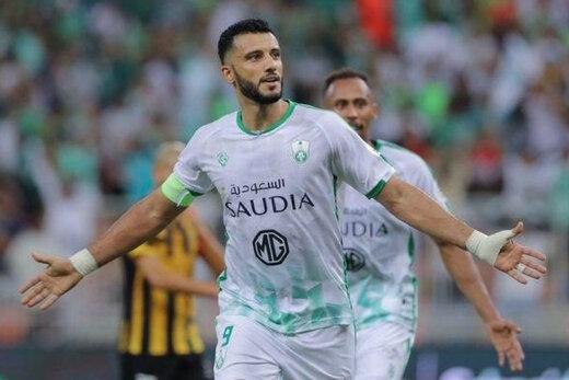 عمر السومه بازی با استقلال را از دست داد