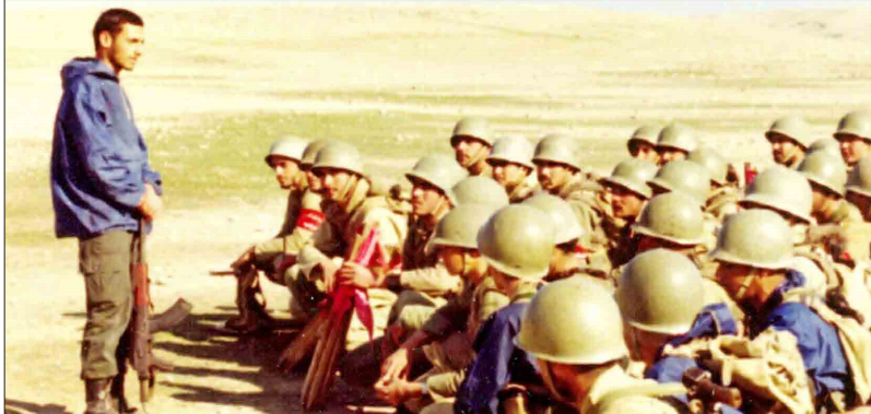 حمید «تخریب چی»؛ روایت مردی که در ١٧سالگی به میدان مین رفت