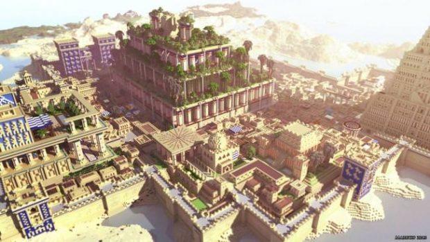 گوناگون/ 5 شهر باستانی تاریخی بزرگ