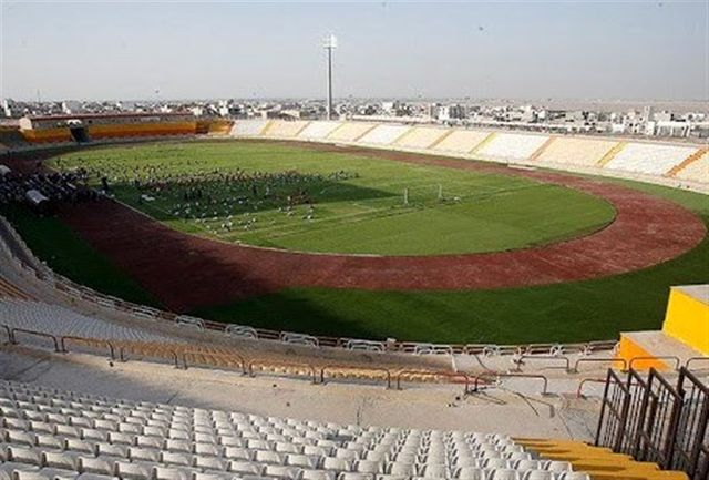 فاز نخست استادیوم 5 هزار نفری ملایر به بهرهبرداری میرسد