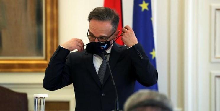 وزیر امور خارجه آلمان به قرنطینه رفت