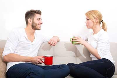 اصول صحبت با شوهر درباره موضوعات جدی